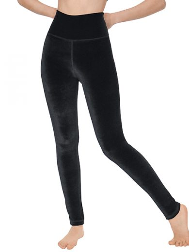 12337 black velvetleggings front